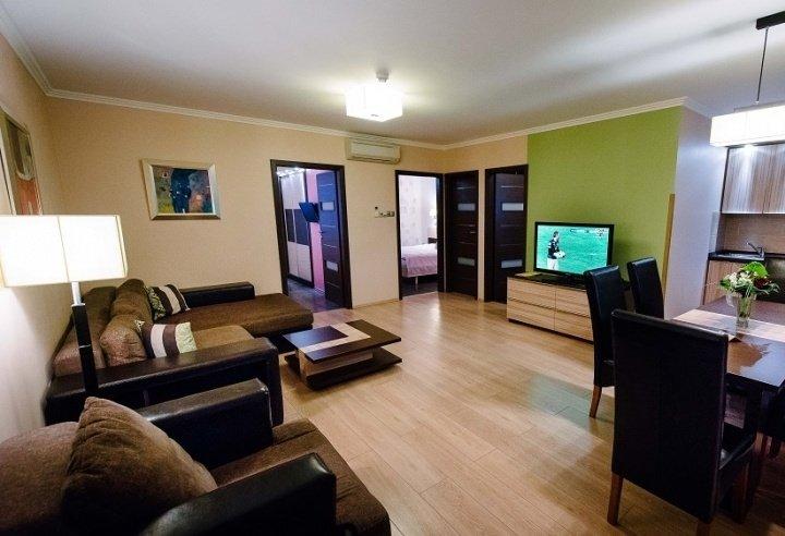 Nyaralás luxus apartmanban