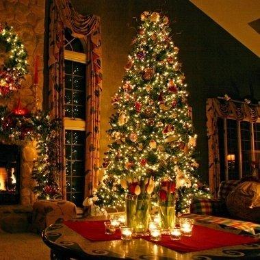Christmas Eve in Miskolctapolca