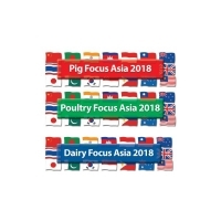 Pig, Poultry, and Dairy Focus Asia 2018