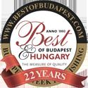 Best of Budapest díj