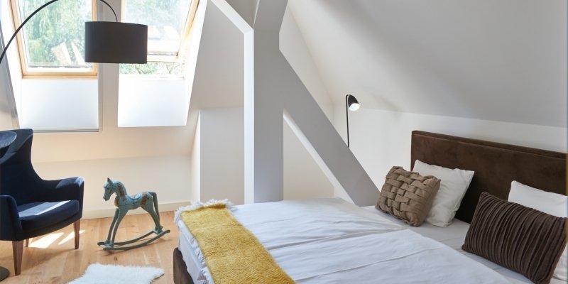 Standard apartszoba