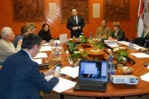 Gyenesdiási tervezői csoport ülés