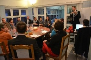 Balatongyöröki tervezői csoport ülés