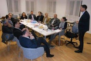 Sármelléki tervezői csoport ülés