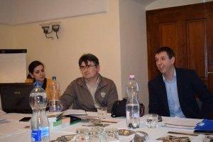 Zalaszántói tervezői csoport ülés