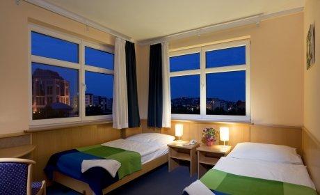 habitación en Budapest internet Wi Fi gratuito