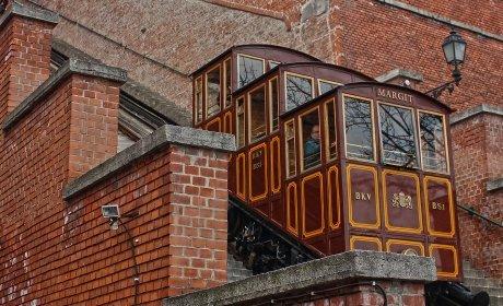 Biglietti Castello di Buda Funicolare