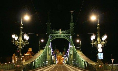 Budapest ist eine schöne Stadt in Europa