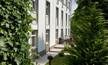 Jagello Hotel is located in the green parkland pf Buda