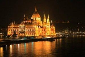 Zwiedzanie Budapesztu