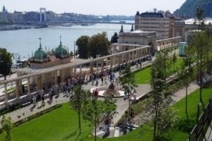 Pfingsten in Budapest