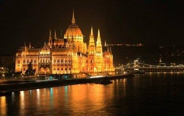 Stadtrundfahrt in Budapest