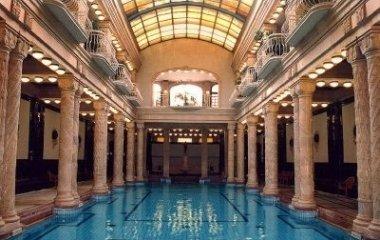 Budapest Wellness Spa