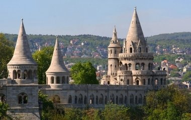 Entdecken Sie Budapest