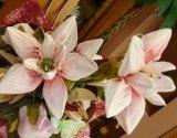 Virágok, virágkosarak