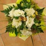 Bieder virágcsokor