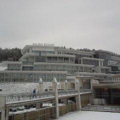 Télen a Hotelben