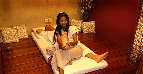 Thai keleti kezelések