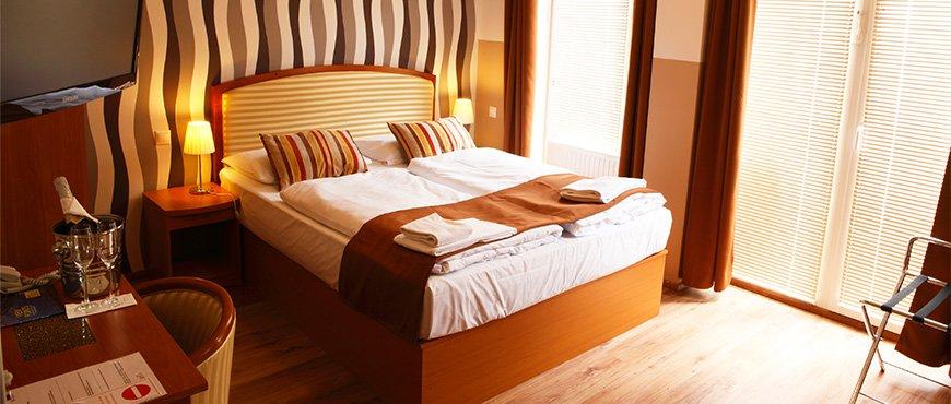 Standard szoba - Six Inn Hotel Budapest