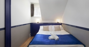 Emeleti 2+2 ágyas