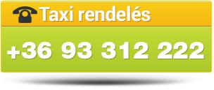 Taxirendelés