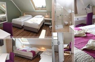 Felújított szobáink