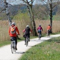 Kerékpártúrák a Balaton-felvidéken