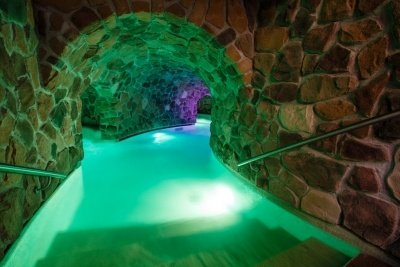 Cave Bath | Andrássy Rezidencia Wine & SPA