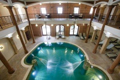 Pool | Andrássy Rezidencia Wine & SPA