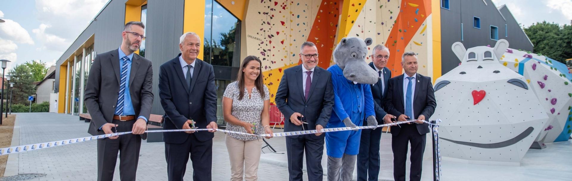 Megnyitott a Balaton aktív szabadidő központja