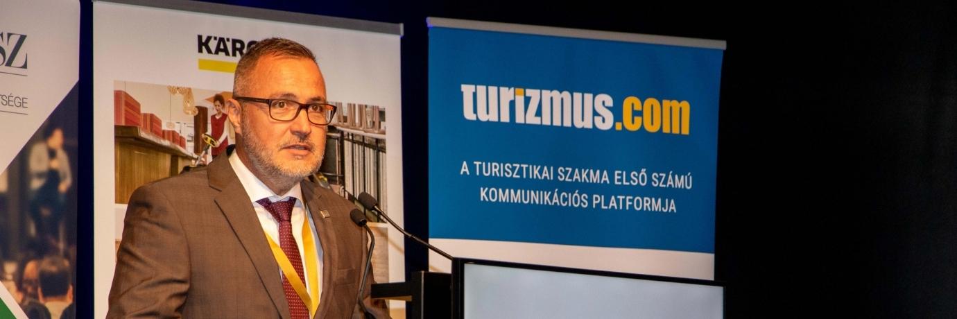 Baldauf Csaba az MSZÉSZ új elnöke