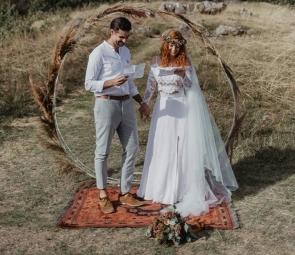 Különleges menyasszonytánc