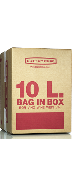 Cabernet Sauvignon 2014 10l - Bag in box