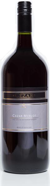 Semi-sweet Merlot 2013