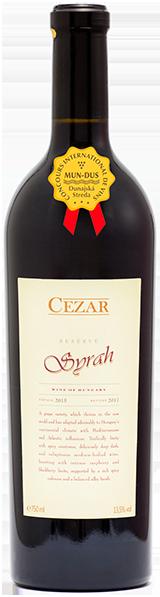 Cezar Syrah 2015