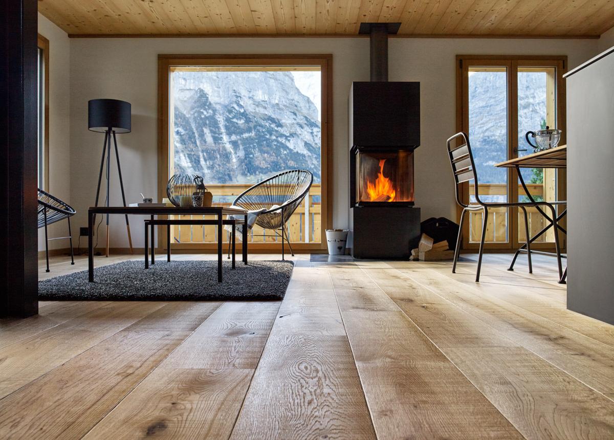EDELHOLZ Natural Dried Limestone Nature premium wooden flooring