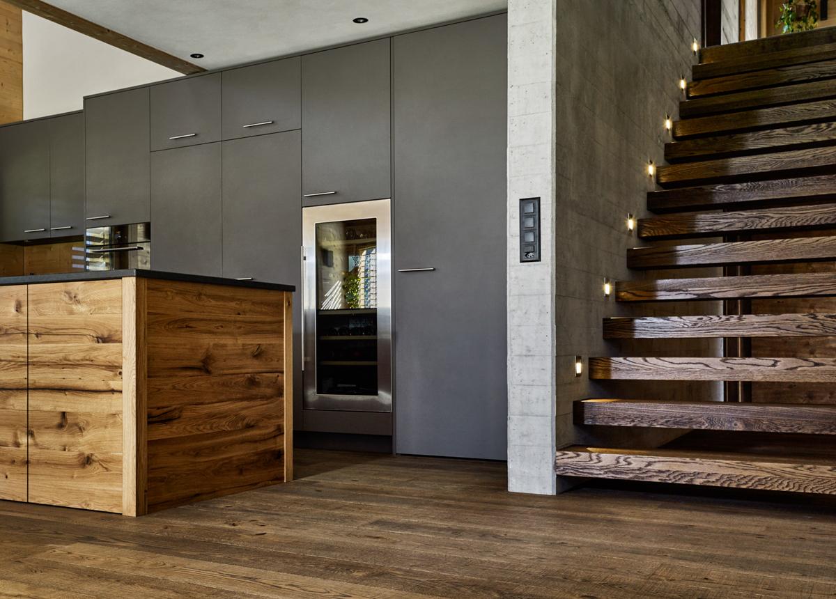 EDELHOLZ stairs solution Origin 1800