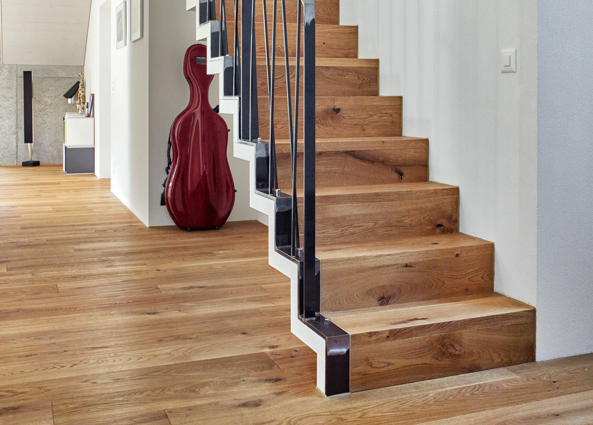 EDELHOLZ stairs solution Natural Wave 1000