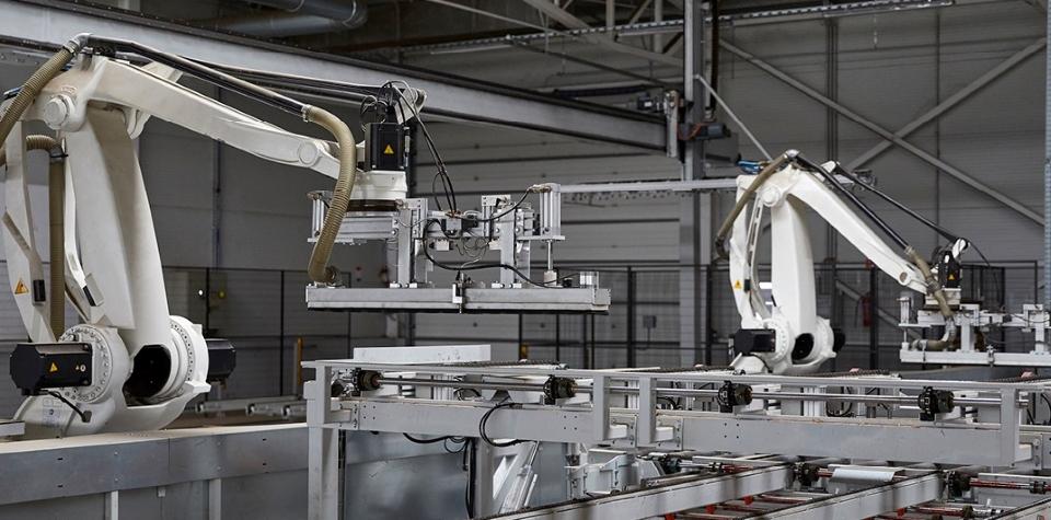 EDELHOLZ innováció fa padló parketta gyártás