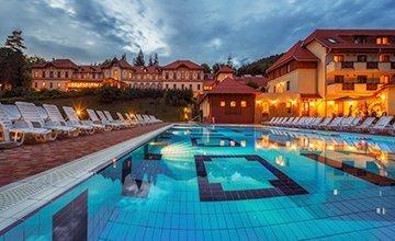 Erzsebet Park Hotel-Epulet