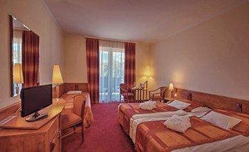 Erzsebet Park Hotel-Szobaink