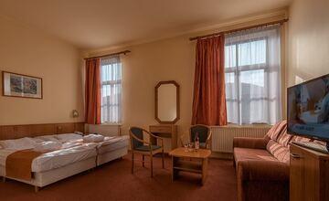 Erzsebet Park Hotel-Erzsebet-szarnyi ketagyas szoba