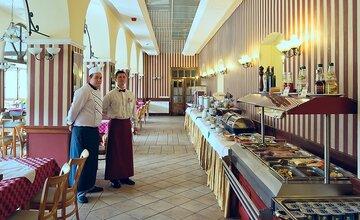 Erzsebet Park Hotel-Etterem