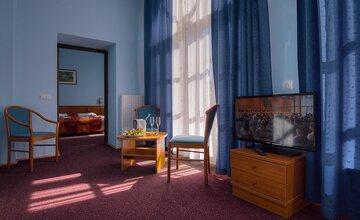 Erzsebet Park Hotel-Erzsébet-szárny csaladi szoba