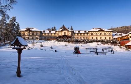 Erzsébet Park Hotel - Télen 3