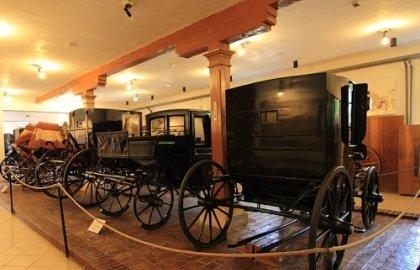 Erzsebet Park Hotel-Kocsimuzeum