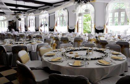 Erzsébet Park Hotel - Freskó étterem