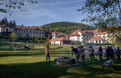 Erzsébet Park Hotel - Bográcsozás