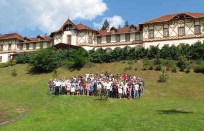 Erzsebet Park Hotel-Cern