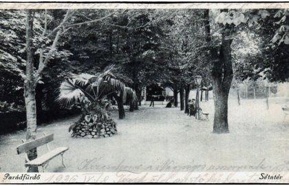 Erzsébet Park Hotel - Promenáda